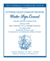 2008 Spring - Winter Pops Concert - Program